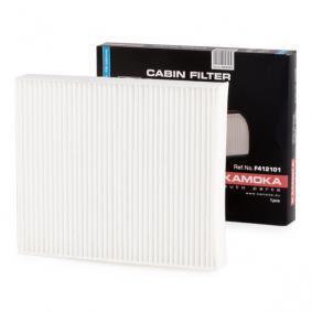 Filtro, aire habitáculo F412101 ORLANDO (J309) 2.0D ac 2011