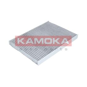 Filter, interior air Length: 280mm, Width: 203mm, Height: 25mm with OEM Number 1H0 091 800SE