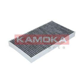 Filter, Innenraumluft Länge: 288mm, Breite: 160mm, Höhe: 30mm mit OEM-Nummer 60 653 641