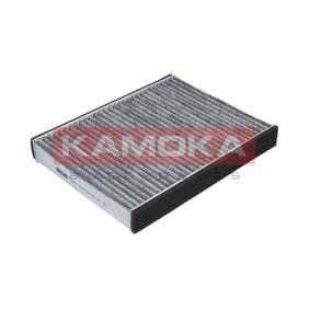 Filter, Innenraumluft Länge: 240mm, Breite: 188mm, Höhe: 30mm mit OEM-Nummer 256H-19G244-AA
