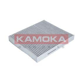 Filter, Innenraumluft Länge: 248mm, Breite: 216mm, Höhe: 30mm mit OEM-Nummer 6Q0 819 653