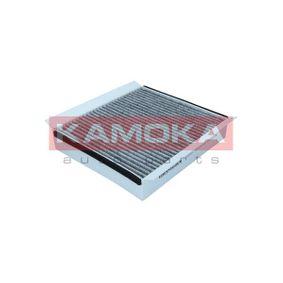 Filter, Innenraumluft Länge: 225mm, Breite: 204mm, Höhe: 40mm mit OEM-Nummer 668 099 03