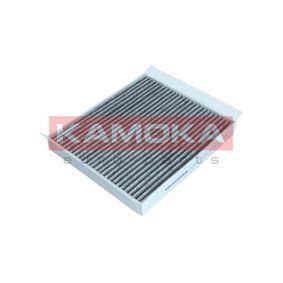 Filter, Innenraumluft Länge: 240mm, Breite: 209mm, Höhe: 31mm mit OEM-Nummer 95528291