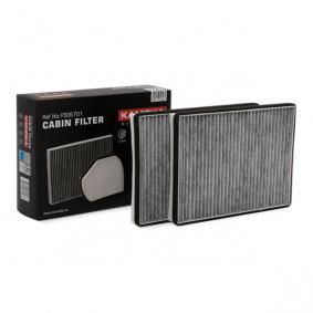 Filter, Innenraumluft Art. Nr. F505701 120,00€