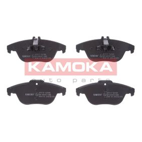 2014 Mercedes W204 C 200 CDI 2.2 (204.001) Brake Pad Set, disc brake JQ101117