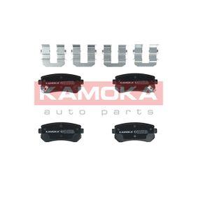 2010 KIA Ceed ED 2.0 Brake Pad Set, disc brake JQ101146