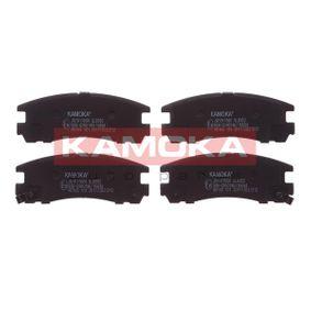 Kit pastiglie freno, Freno a disco JQ1011606 L 400 Bus (PD_W, PC_W, PA_V, PB_V, PA_W) 2.5 TD 4WD ac 2000