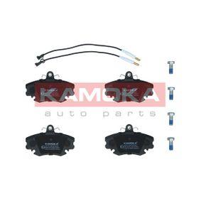 Bremsbelagsatz, Scheibenbremse Breite: 101mm, Höhe: 65mm, Dicke/Stärke: 18,4mm mit OEM-Nummer 6000008126