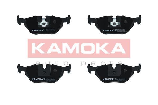 KAMOKA  JQ1011700 Bremsbelagsatz, Scheibenbremse Breite: 123mm, Höhe: 45mm, Dicke/Stärke: 17,3mm