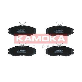Nissan Terrano 2 R20 2.7TDi 4WD Bremsbeläge KAMOKA JQ1011818 (2.7TDi 4WD Diesel 2005 TD27TI)