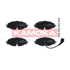 Kit de plaquettes de frein, frein à disque Largeur: 160mm, Hauteur: 65mm, Épaisseur: 19,9mm avec OEM numéro 8V0698151 B