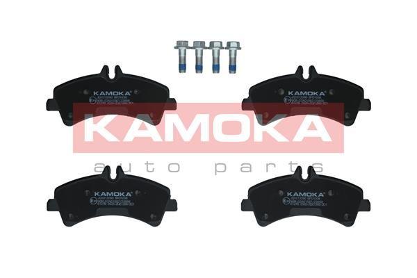 KAMOKA  JQ1012090 Bremsbelagsatz, Scheibenbremse Höhe: 78mm, Dicke/Stärke: 20,6mm