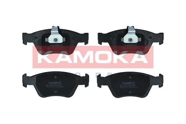 KAMOKA  JQ1012098 Bremsbelagsatz, Scheibenbremse Breite 1: 150mm, Breite 2: 151mm, Höhe 1: 66mm, Höhe 2: 60mm, Dicke/Stärke: 19,8mm