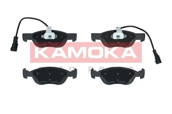 KAMOKA  JQ1012112 Bremsbelagsatz, Scheibenbremse Breite: 156mm, Höhe: 52mm, Dicke/Stärke: 17,9mm