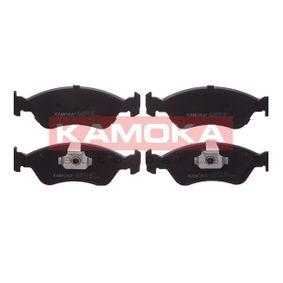 Bremsbelagsatz, Scheibenbremse Breite: 156mm, Höhe: 52mm, Dicke/Stärke: 17,6mm mit OEM-Nummer 1 605 808