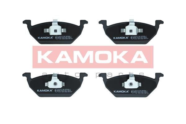 KAMOKA  JQ1012188 Bremsbelagsatz, Scheibenbremse Breite: 147mm, Höhe: 55mm, Dicke/Stärke: 19,8mm