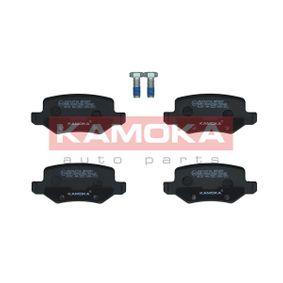Brake Pad Set, disc brake JQ1012716 A-Class (W169) A 170 1.7 (169.032, 169.332) MY 2008
