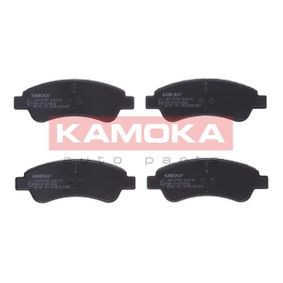 Brake Pad Set, disc brake Width: 137mm, Height: 52mm, Thickness: 19mm with OEM Number 4253-41