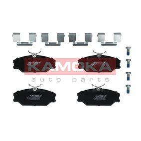 Bremsbelagsatz, Scheibenbremse Breite: 128,7mm, Höhe: 55,5mm, Dicke/Stärke: 18mm mit OEM-Nummer 7701203 070