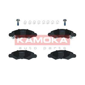Bremsbelagsatz, Scheibenbremse Breite: 131mm, Höhe: 44mm, Dicke/Stärke: 15,7mm mit OEM-Nummer 4704578