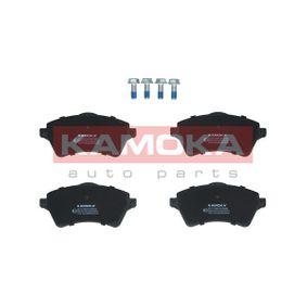 Bremsbelagsatz, Scheibenbremse Breite: 131mm, Höhe: 62mm, Dicke/Stärke: 18,3mm mit OEM-Nummer 23615