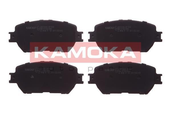 KAMOKA  JQ1013240 Bremsbelagsatz, Scheibenbremse Breite: 131mm, Höhe: 59mm, Dicke/Stärke: 17,3mm
