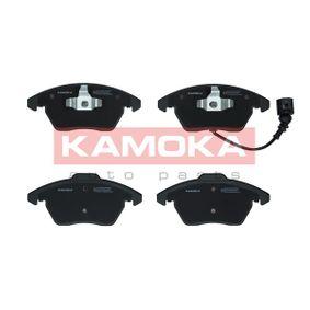 Brake Pad Set, disc brake JQ1013282 OCTAVIA (1Z3) 1.6 TDI MY 2012