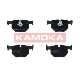 Brake Pad Set, disc brake JQ1013496 3 Saloon (E90) 320d 2.0 MY 2005