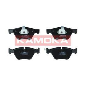 Brake Pad Set, disc brake JQ1013546 3 Saloon (E90) 330d 3.0 MY 2011