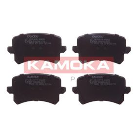 Brake Pad Set, disc brake JQ1018116 OCTAVIA (1Z3) 1.6 TDI MY 2012