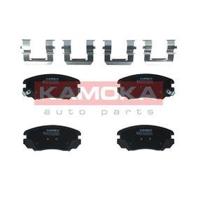 Bremsbelagsatz, Scheibenbremse Höhe: 60mm, Dicke/Stärke: 19mm mit OEM-Nummer 1605 624