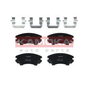 Bremsbelagsatz, Scheibenbremse Höhe: 67mm, Dicke/Stärke: 18,8mm mit OEM-Nummer 95520061