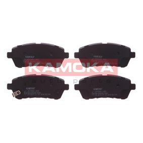 Bremsbelagsatz, Scheibenbremse Breite: 125mm, Höhe: 51mm, Dicke/Stärke: 15,5mm mit OEM-Nummer 24285