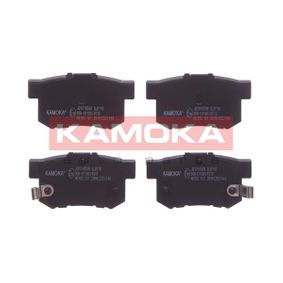 Brake Pad Set, disc brake Width: 89mm, Height: 48mm, Thickness: 15mm with OEM Number 06430S9AA00