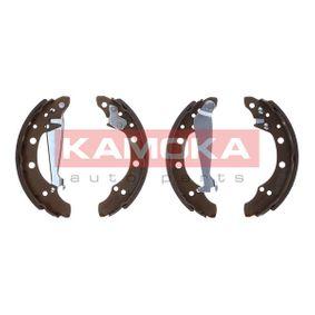 Bremsbackensatz Breite: 40mm mit OEM-Nummer 6Q0698525A