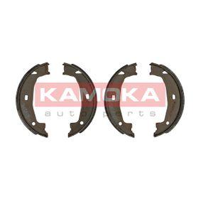Brake Shoe Set, parking brake Ø: 161mm, Width: 20mm, Ø: 161mm with OEM Number 34 41 6 761 291
