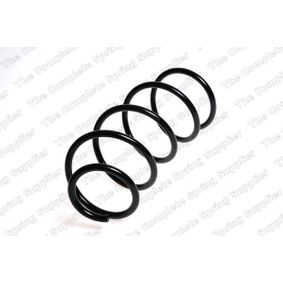 Coil Spring with OEM Number 3133 6767 365
