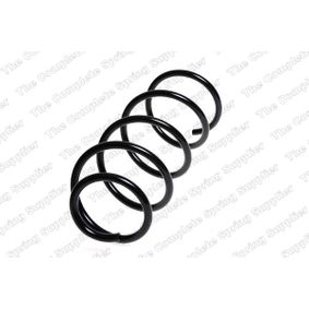 Coil Spring with OEM Number 31336764382