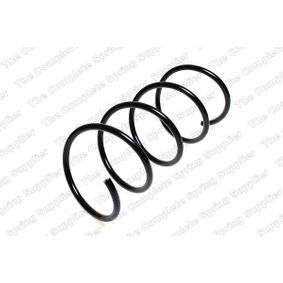 Coil Spring with OEM Number 203 321 39 04