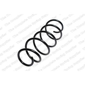 Coil Spring with OEM Number 169 321 27 04