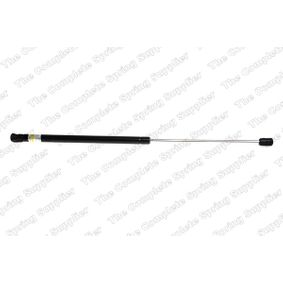 Heckklappendämpfer / Gasfeder mit OEM-Nummer DD10 62 620A