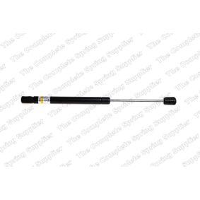 KILEN Heckklappendämpfer 438019 für MERCEDES-BENZ SLK (R170) 200 Kompressor (170.444) ab Baujahr 03.2000, 163 PS