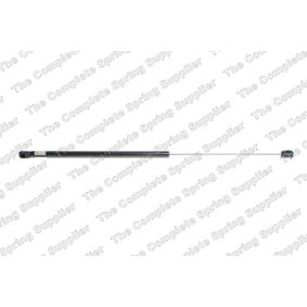 Heckklappendämpfer / Gasfeder 450058 MEGANE 3 Coupe (DZ0/1) 2.0 R.S. Bj 2014