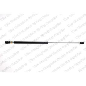 Heckklappendämpfer / Gasfeder mit OEM-Nummer 1C0827550F