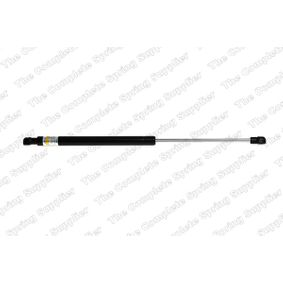 Heckklappendämpfer / Gasfeder mit OEM-Nummer 30799188