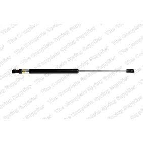 Heckklappendämpfer / Gasfeder mit OEM-Nummer 3071618-9