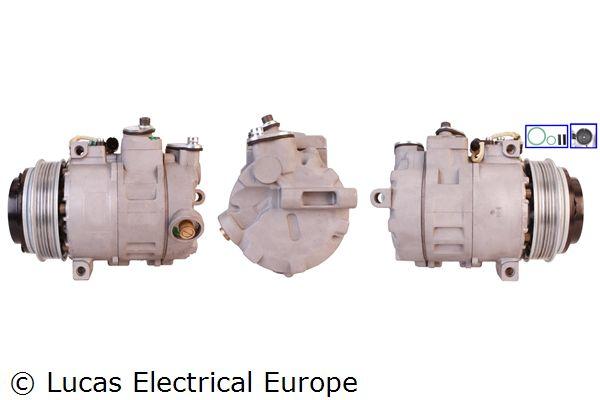 LUCAS ELECTRICAL Compressore, Climatizzatore ACP100