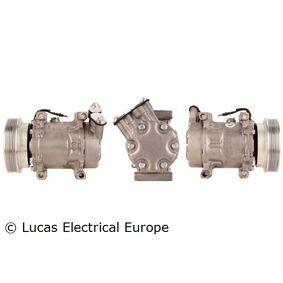 Kompressor, Klimaanlage ACP178 CLIO 2 (BB0/1/2, CB0/1/2) 1.5 dCi Bj 2020