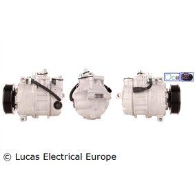 LUCAS ELECTRICAL Kompressor, Klimaanlage ACP494 mit OEM-Nummer 3D0820803T
