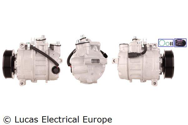 Kompressor, Klimaanlage  preiswert ACP494